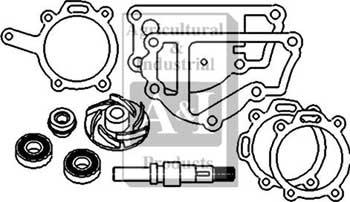 Water Pump Repair Kit