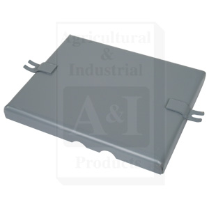 Cover, Battery Box; Top