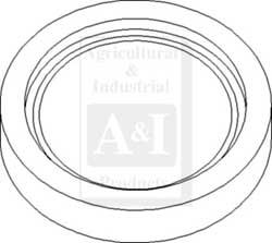 Seal, Rear Axle Outer