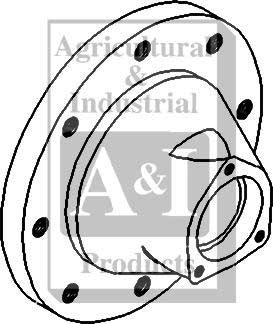 Hub, Front Wheel (8 Lug)
