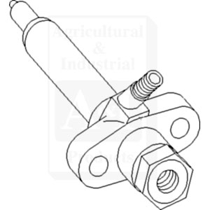 Injector (R & R Only) - Case IH Parts - Case IH Tractor Parts