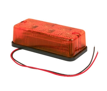 Lamp, Amber LED Flasher / Tail Light
