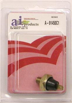 Switch, Oil Pressure Sender
