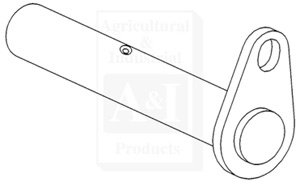 Pivot Pin, Front Support