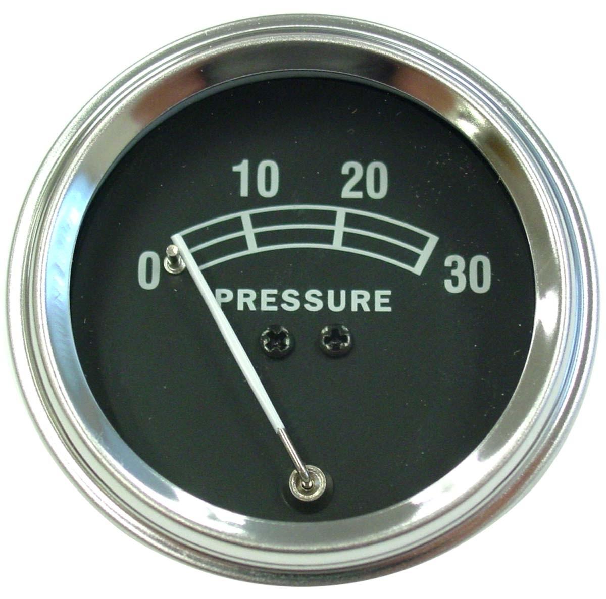 Universal 4 Wire Starter Ignition Switch Case Ih Parts 1086 Cab Wiring Diagram Oil Pressure Gauge