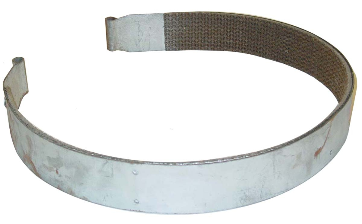 Brake Bands And Lining : Lined brake band case ih parts tractor