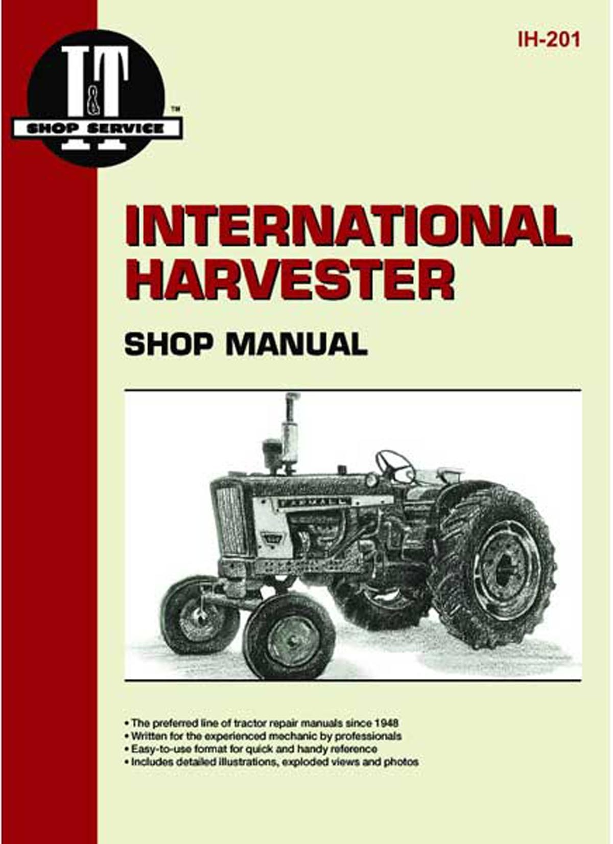 i t shop service manual case ih parts case ih tractor parts rh case ihparts com Case IH 895 Tractor Specs International 666 Tractor
