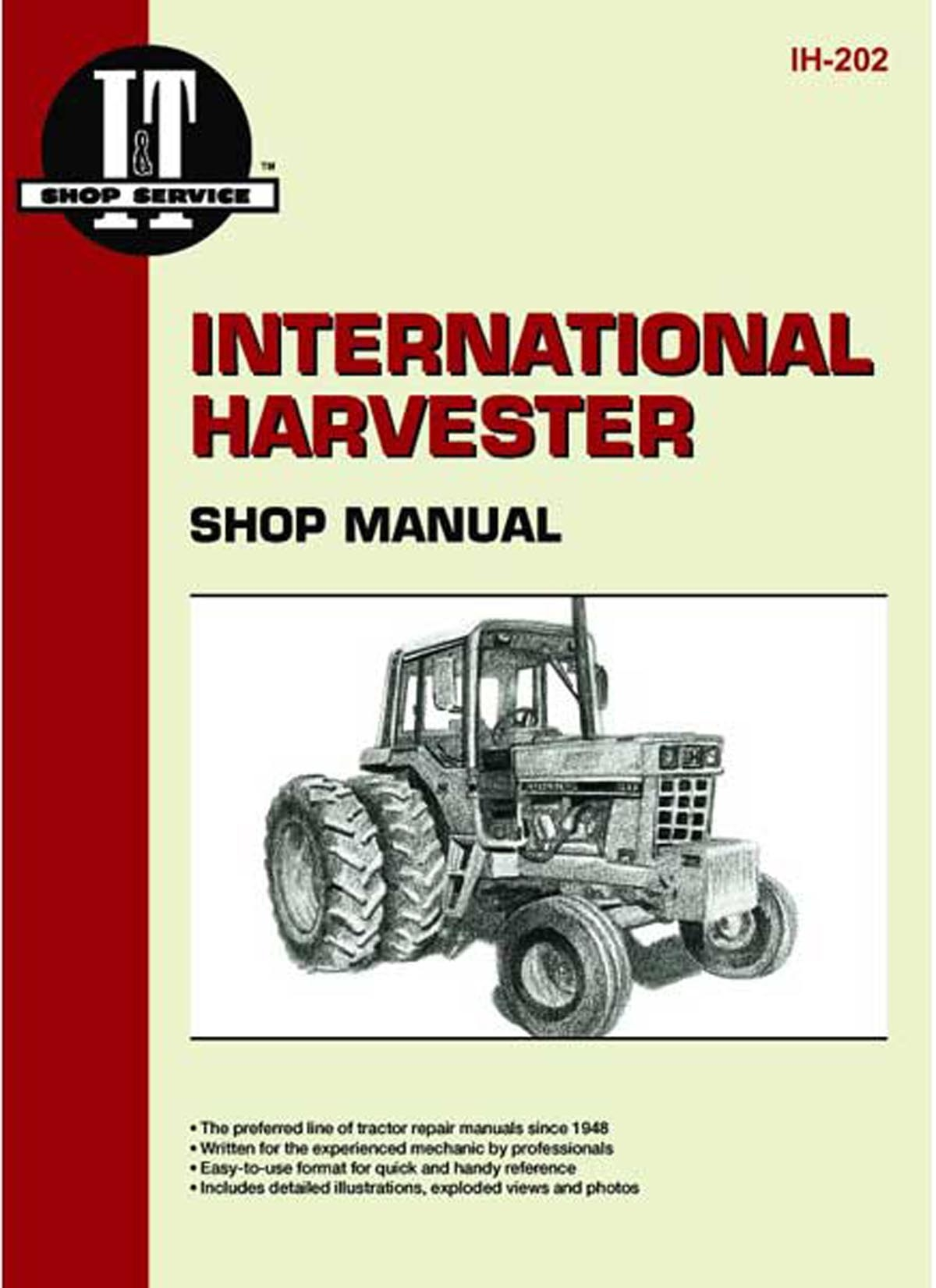 i   t shop service manual case ih parts case ih tractor parts Ford 600 Tractor Wiring Diagram Case 430 Tractor Wiring Diagram