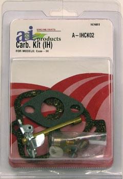 Carburetor Kit, Basic (IH)