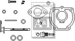Carburetor Kit, Basic (IH) Viton