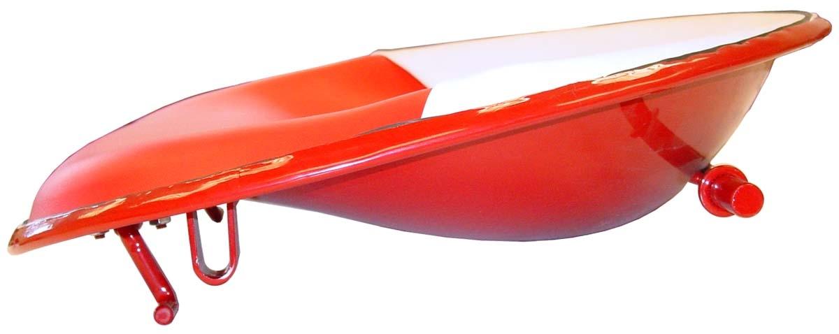 UPHOLSTERED FLIP-BACK SEAT