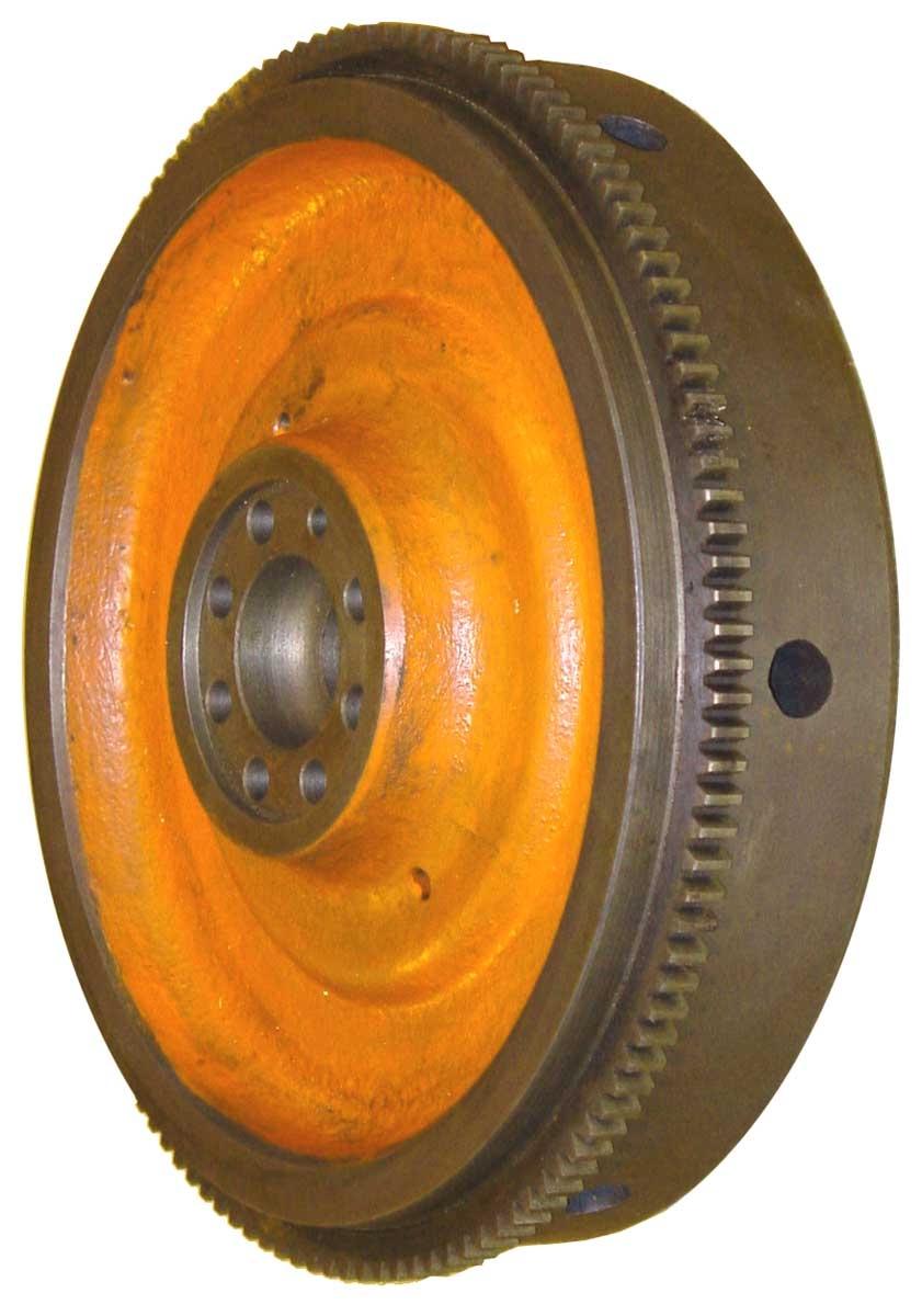 Farmall H Flywheel : Flywheel w ring gear case ih parts tractor