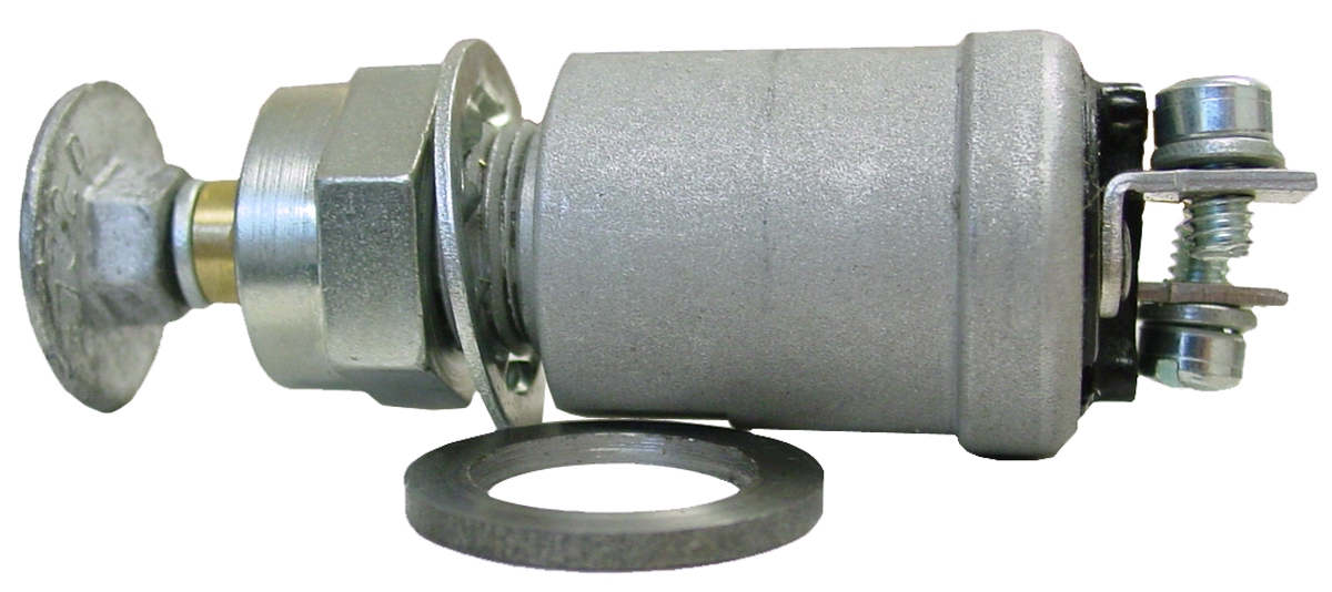 PUSH / PULL 2-PRONG IGNITION SWITCH