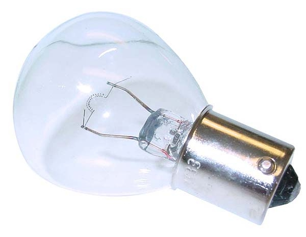 LIGHT BULB  ---  12 VOLT