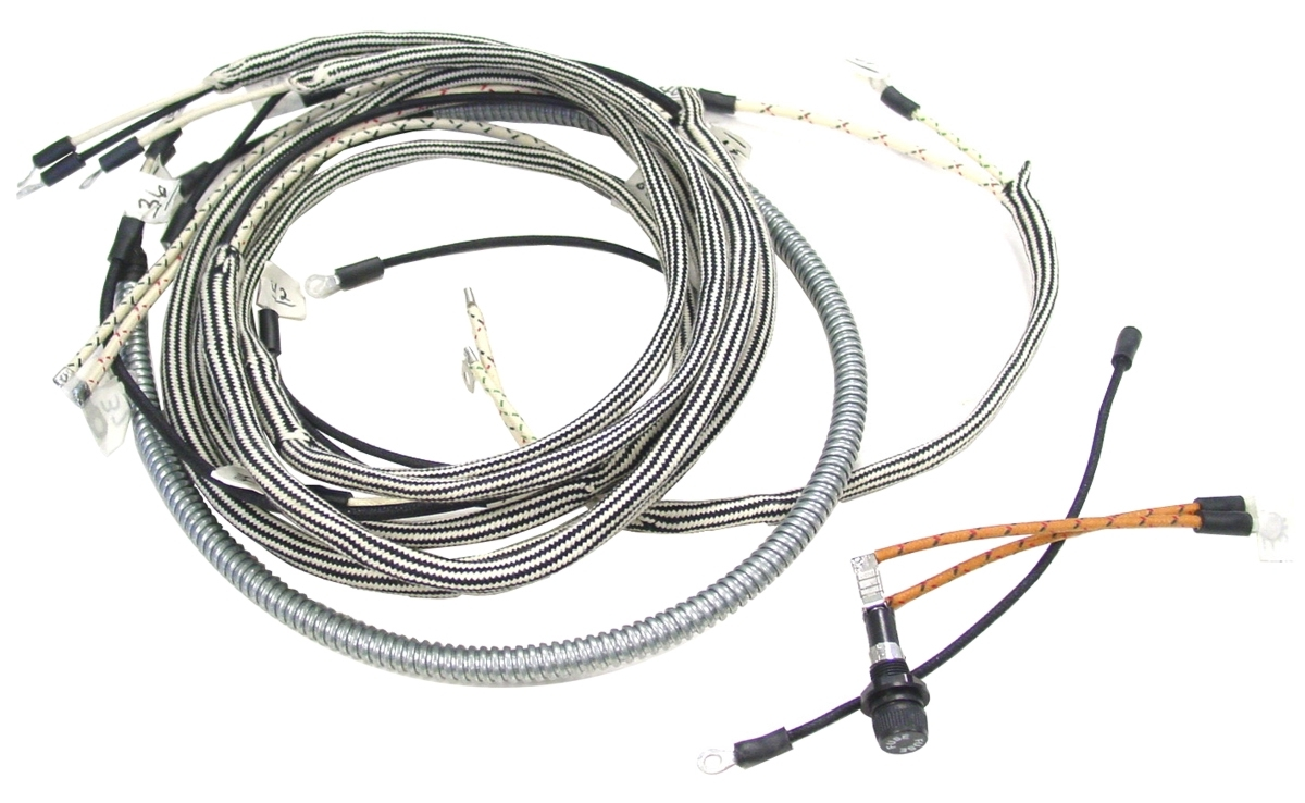 Ignition Tune Up Kit Without Rotor Case Ih Parts Tractor Wiring Harness