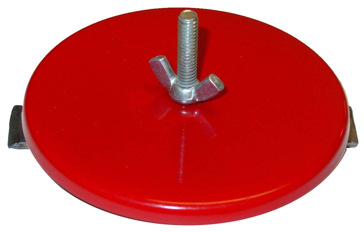 ROUND CLUTCH INSPECTION PLATE