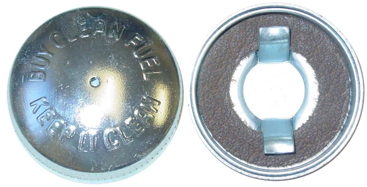 AUXILIARY FUEL CAP