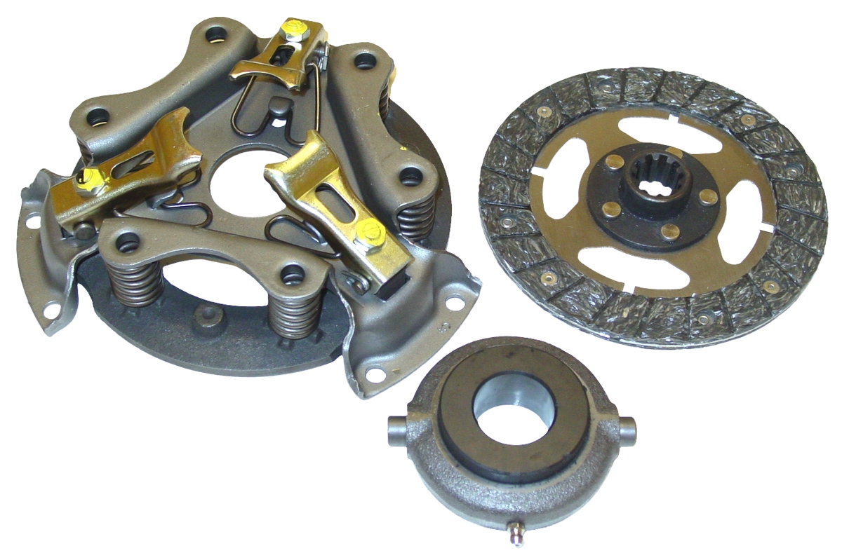 Rockford Pto Clutch Parts : Clutch kit rockford case ih parts