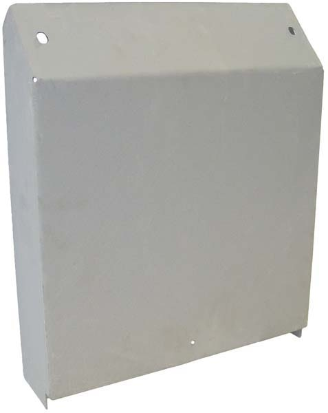 METAL BATTERY COVER