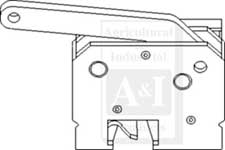 Handle, Inner Cab Door (LH)