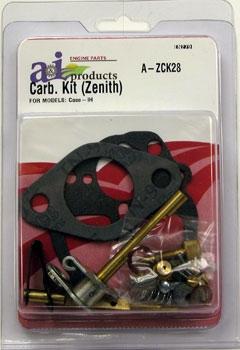 Carburetor Kit, Complete (Zenith)