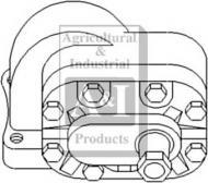 Hyd. Pump, 12 GPM MCV (Economy)