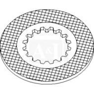Plate, Brake Friction