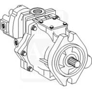 Hydraulic Pump w/ Gear Pump (Reman)