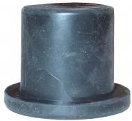 RUBBER BUSHING (TALL) FOR BATTERY BOX LIDS  USA MADE  International Applications: IH / FARMALL MODELS  Replacement Part #: 51689D