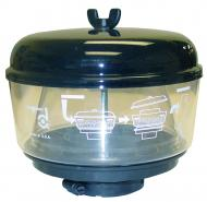 "PRECLEANER CAP ASSEMBLY INCLUDES 7"" BOWL 