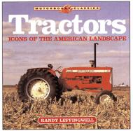 BOOK - TRACTORS: ICONS OF THE AMERICAN LANDSCAPE 