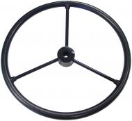 STEERING WHEEL   NAKED SPOKES   International Applications: ALL 7 HORSE POWER CUB CADETS (UP TO SN 400000): ORIGINAL, 70, 71, 72, 73, 100   Replacement Part #: 376176 R1, 376176R1