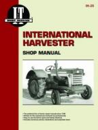 INTERNATIONAL I&T SHOP MANUAL  AN I & T TRACTOR MANUAL TELLS YOU HOW TO TAKE A TRACTOR APART, HOW TO FIX IT AND HOW TO PUT IT BACK TOGETHER AGAIN. THESE ARE AUTHENTIC MANUALS THAT DEAL WITH REPAIRS IN THE LANGUAGE OF A MECHANIC WITH A EASY TO USE FORMAT. THEY INCLUDE VALUABLE INFORMAT  International Applications: 460, 560, 606, 660, 2606