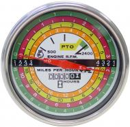WHITE FACE TACHOMETER 