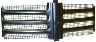LOWER GRILLE INSERT W/ SCREEN   WHAT MAKES OUR GRILLE INSERTS THE BEST ON THE MARKET?   1 THEY HAVE THE CORRECT ANGLE FOR A PERFECT FIT!   2 THEY HAVE THE CORRECT SCREEN WIRE PLACEMENT 5 SQUARES/INCH!   3 THEY ARE MADE IN THE USA!!   International Applications: M, MV, SUPER M, SUPER MV, MTA, SUPER MTA, MD, SUPER MD, SUPER MDV   Replacement Part #: IH: 50204DXA