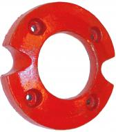 WHEEL WEIGHT SET   SET INCLUDES: 2 WEIGHTS   EACH PIECE = 30LBS   International Applications: FRONT WHEEL WEIGHT SET: CUB, CUB LOBOY, REAR WHEEL WEIGHT SET: CUB CADETS - 70, 71, 72, 73, 86, 100, 102, 104, 105, 106, 107, 108, 109, 122, 124, 125, 126, 127, 128, 129, 147, 149, 169, 800, 1000, 1200, 1250, 1450, 1650   Replacement Part #: 351371R1