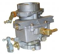 CARBURETOR   LOOKS DIFFERENT, WORKS GREAT   DOWN DRAFT   Carburetor Manufacturer #: 3063945R91, 3044193R92   International Applications: B414, 3414, 3444, 354, 7000 FORKLIFT W/ BC-144 GAS ENGINES, 2300 SERIES A   Replacement Part #: IH: 3063945R91, 3044193R92.    If you get this carb and do not like it,  you can return it within 30 days.   If it comes into contact with fuel, it becomes NOT RETURNABLE.  If for any reason,  this carb smells like fuel,  it is NOT Returnable.  IF YOU DECIDE TO USE THIS CARB,  FLUSH OUT THE ENTIRE FUEL SYSTEM.  PUT IN A NEW FUEL FILTER AND CLEAN OUT THE FUEL PUMP BOWL.  THE SMALLEST AMOUNT OF DEBRIS IN THE FUEL LINES CAN DISABLE YOUR CARB.    NO CARB THAT HAS COME INTO CONTACT WITH FUEL IS RETURNABLE.