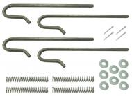 HOOD HARDWARE KIT 