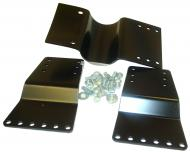 SEAT CUSHION SUPPORT PLATE KIT  KIT INCLUDES: STP #IHS660, #IHS661, #IHS662 SUPPORT PLATES, NUTS, BOLTS, LOCKS & INSTRUCTIONS  USA MADE  International Applications: HYDRO 70, HYDRO 86, HYDRO 100, 504 DELUXE, 544 ROW CROP, 560, 574, 606, 656 (UP TO SN 14500), 666, 686, 706, 756, 766, 786, 806 (UP TO SN 14500), 826, 856, 966, 1026, 1066, 1206, 1256, 1456D, 1466, 1468, 1566, 1568, 2504 DELUXE, 2706 DELUXE, 2756 DELUXE,
