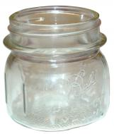 DONALDSON GLASS DUST JAR 