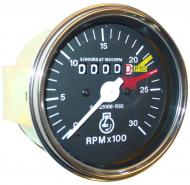 TACHOMETER  CLOCKWISE ROTATION  International Applications: 454, 464, 574 HYDRO, 674, 484, 584, 684, 784, 884, 885, H84, 2400, 2500A HYDRO (GAS / DSL, SN 100001 & UP)  Replacement Part #: 3125106R92, 66455C1