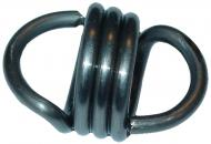 """DISC BRAKE ACTUATING SPRING  FITS MODELS LISTED WITH FACTORY IH DISC BRAKES. 6 USED PER TRACTOR, SOLD INDIVIDUALLY  OVERALL LENGTH = 1-1/8""""  International Applications: M (SN 294226 & UP), MD (SN 285505 & UP), SUPER M, SUPER MTA, SUPER MD, SUPER MV, SUPER MDV, SW6, SW6TA, SWD6, OS6, ODS6, 400, 450, W400, W450, 560, 656, 660, 664, 666, 686, HYDRO 70, HYDRO 86  Replacement Part #: 357116R1, 619731C1"""