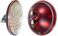 """SEALED BEAM COMBINATION REAR LIGHT BULB 12V   4 1/2"""" DIAMETER   FITS LIGHT 377102R92   International Applications: FOLLOWING WITH 12 VOLT SYSTEM: CUB, 140 (SN 26801 & UP), 154, 184, 185, 340, 354, 2300A, 364, 384, 404, 2404, 424, 2424, 444, 2444, 454, 2400A, 504, 2504, 544, 560, 2544V, 606, 656, 660, 2606, 2656, 574, 666, 674, 686, 706, 756, 766, 786, 806, 826, 856, 8   Replacement Part #: BULB Number: 4409, IH: 371461R92"""