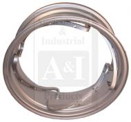 """Rim, Power Adjust Wheel 11"""" X 28"""" 4 Rail  Please check and measure your tractor closely because if this rim does not fit, we do not pay return shipping on rims.  Please check and measure your tractor closely because if this rim does not fit, we do not pay return shipping on rims."""