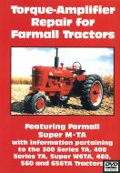 FARMALL TORQUE-AMPLIFIER REPAIR VIDEO (DVD)  International Applications: SUPER MTA, 300 SERIES TA, 400 SERIES TA, SUPER W6TA, 460, 560, 656TA