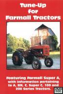FARMALL A TUNE-UP VIDEO (DVD)  International Applications: A