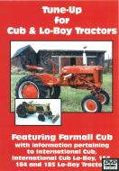 CUB & CUB LOBOY TUNE UP VIDEO (DVD)   International Applications: CUB, CUB LOBOY 60 minutes
