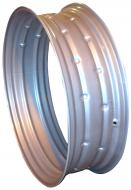 """REAR RIM   12"""" x 38""""   DOUBLE-BEVEL   International Applications: 300, 340, 350, 400, 450, 460, 560  Please check and measure your tractor closely because if this rim does not fit, we do not pay return shipping on rims."""