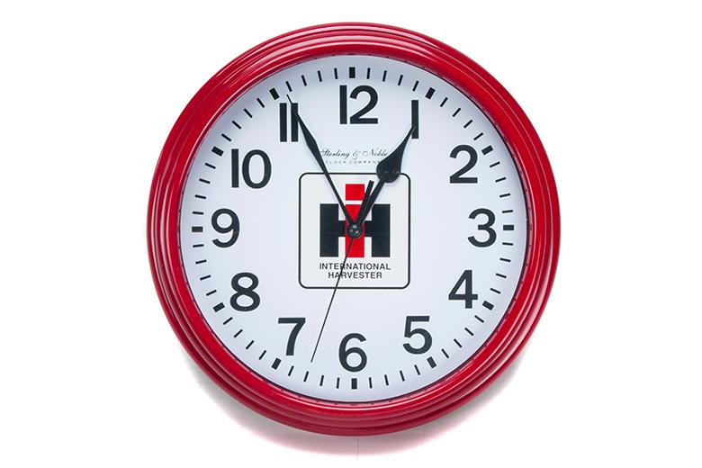 IH logo Wall Clock-no longer available